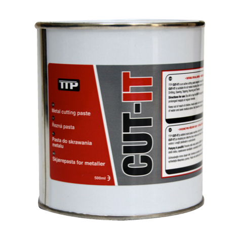 Photo of 16.9 ounce / 500ml tin of metal cutting paste